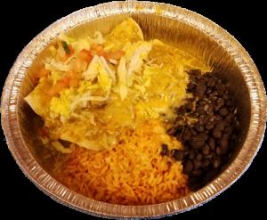 Matador Mexican Restaurant Enchiladas